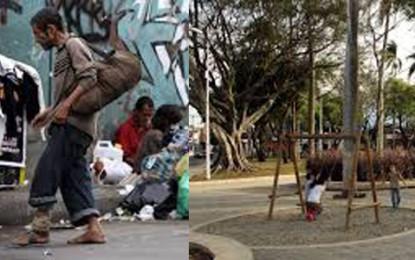 Residentes del barrio Alameda denuncian incremento de habitantes de la calle en las zonas comerciales y de esparcimiento.