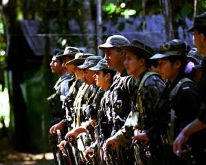 5 cuerpos identificados, de los 27 guerrilleros de las FARC que permanecen en medicina legal de Cali.