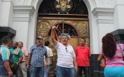 Transportadores en La Catedral tienen fines políticos, dice Alberto Hadad
