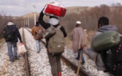 Policía retuvo 8 migrantes procedentes de Ghana y Sudáfrica en la terminal de transportes