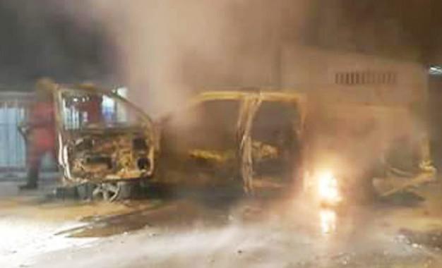 Ataque con granada a una patrulla dejo un policía muerto y dos heridos, en Nariño.