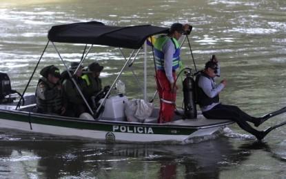 Permanece desaparecido un menor de 13 años que cayó al Río Cauca al oriente de Cali