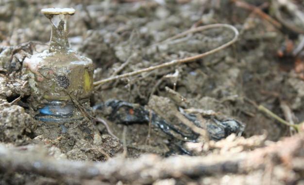 Un hombre quedo herido tras pisar una mina antipersonal al norte del Cauca.
