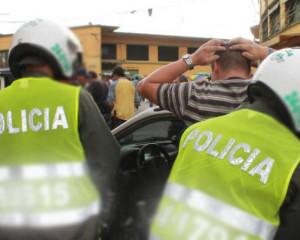 Suspendido concejal de Andalucía-Valle, por agresión a 2 policías.
