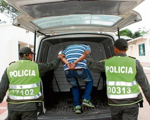Desmantelada estructura delincuencial al servicio del 'Clan narcotraficante Úsuga' que delinquía en la comuna 13