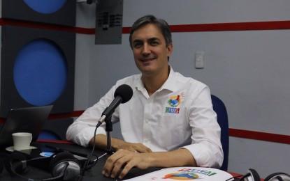 Christian Garcés no retira su candidatura a la gobernación del Valle