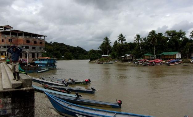 Personero Leider Solís, denuncia que tras fuerte vendaval en Timbiqui-Cauca, no se han recibido ayudas.