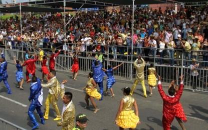Inicia venta de abonos para desfiles de la Feria de Cali 2015