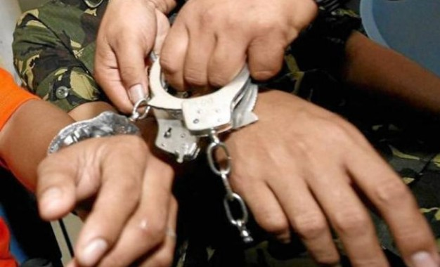 A la cárcel 8 presuntos integrantes del banda que extorsionaba moradores del barrio El Rodeo.