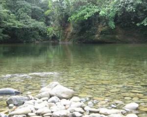 Fue hallado el cuerpo del joven bugueño Michel Alvear quien se ahogó en el río San Cipriano