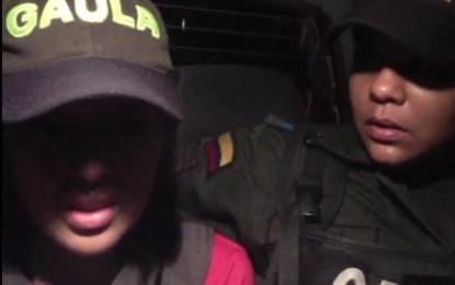 Gaula rescató joven secuestrada en Cali