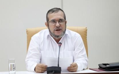 """Consejo de estado pide que se investigue a  """"Timochenko"""" por secuestro de aspirante a la cámara."""
