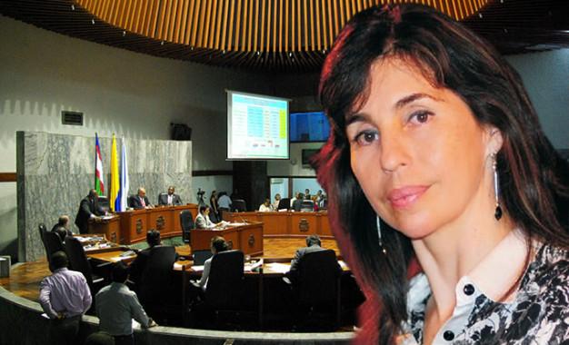 """""""El debate con el Secretario de Tránsito sobre vehículos de tracción animal no dio muchos frutos"""" Concejal Patricia Molina"""
