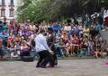 Ya inició el quinto festival de Teatro Callejero de Cali