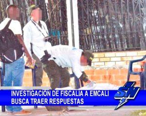 Los sindicatos apoyan investigación de la Fiscalía a corrupción en EMCALI