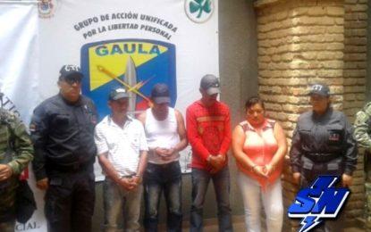 """4 Integrantes de la banda """"Los duros de Dagua"""" fueron capturados por extorsión"""