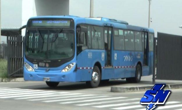 A partir de octubre ingresarán nuevos buses del MIO
