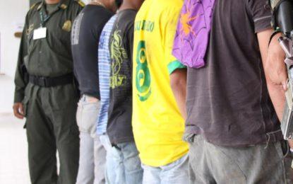 """Cayeron los """"cartagueños"""" dedicados al homicidio y tráfico de drogas"""