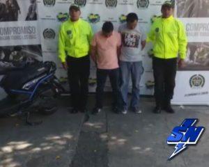 Capturados dos presuntos ladrones en Cartago