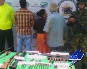 4 Capturados tras enfrentamiento con la Policía en Tuluá