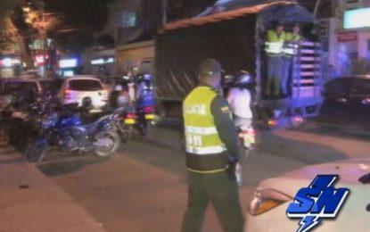 Policía dio inicio al plan para enfrentar la inseguridad en el comercio de Cali