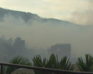Incrementan incendios forestales en el Valle del Cauca