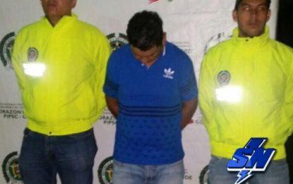 En Cali fue capturado uno de los más buscados de Villavicencio