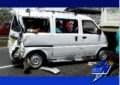 Fatal choque múltiple en la vía Jamundí-Cali