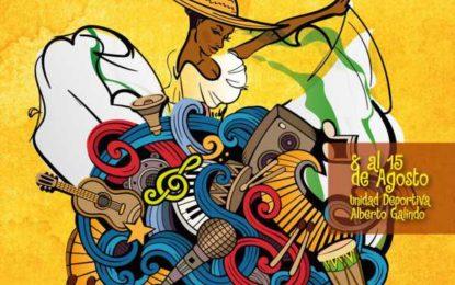Programación del XX Festival Petronio Álvarez