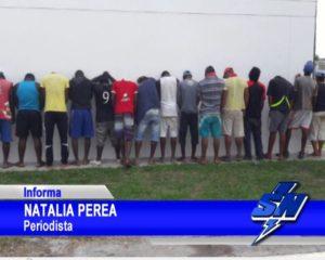 19 personas capturadas por minería ilegal en Florida
