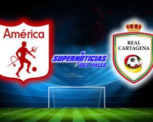 América es segundo del torneo con 52 puntos, Cartagena tercero con 49