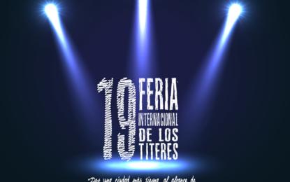 19 Feria Internacional de Los Títeres