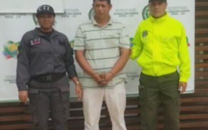 Capturado señalado de asesinar dos mujeres en Yumbo