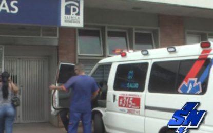 Preocupación por pocas ambulancias legales en Cali