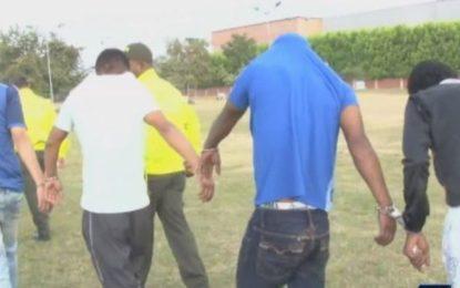 Diez capturados en Cali por cometer homicidios