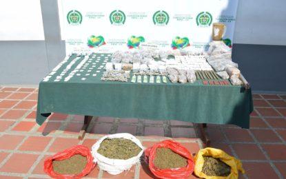 Cerca de dos toneladas de marihuana incautadas en Cali