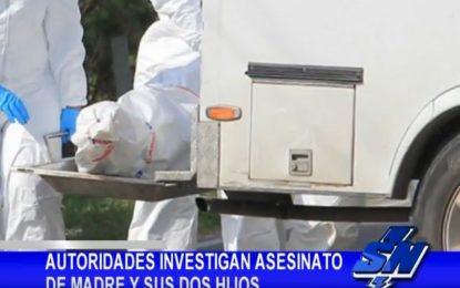 Autoridades investigan asesinato de madre y sus dos hijos en Roldanillo