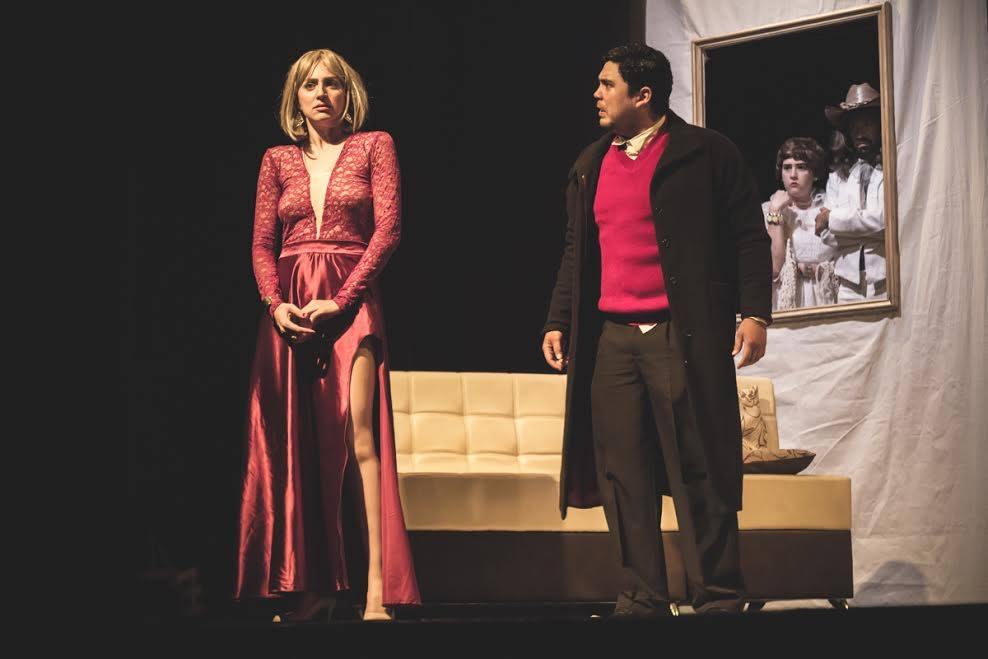 """Prográmate con la obra """"Striptease"""" en el Teatro el Presagio."""