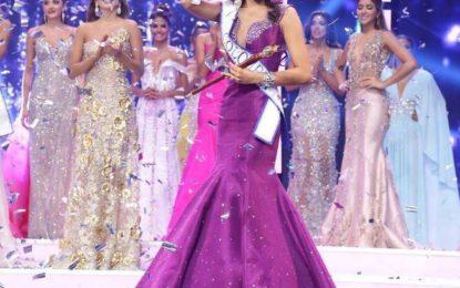 La nueva señorita Colombia es caleña.