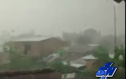 Continúan emergencias por fuertes lluvias en el Valle del Cauca