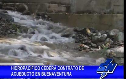 Hidropacífico no vá más en Buenaventura por mala prestación de servicio de acueducto