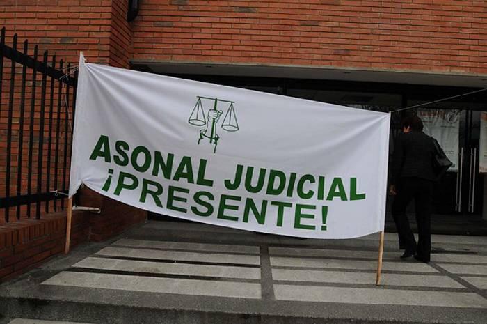 Rama judicial en Cali de nuevo en cese de actividades