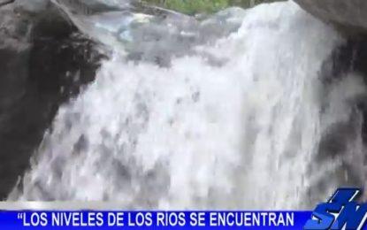Niveles de ríos en el Valle se encuentran altos, con tendencia a disminuir: Sria. Riesgo