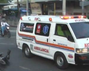 38 Ambulancias han sido inmovilizadas en la ciudad éste año