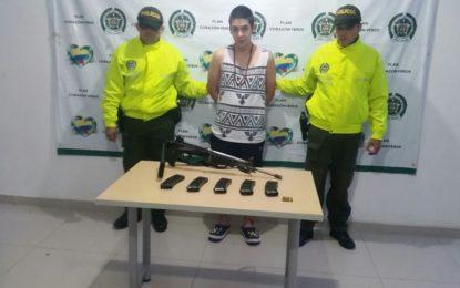 En Roldanillo capturan a presunto asesino de soldado en Zarzal