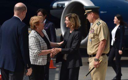 Presidentes de 4 países Garantes llegan a Cali a la XII Cumbre del Pacífico