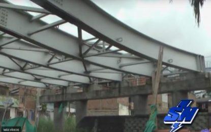 Habitantes del barrio Prados del sur denuncian olvido de Megaobra