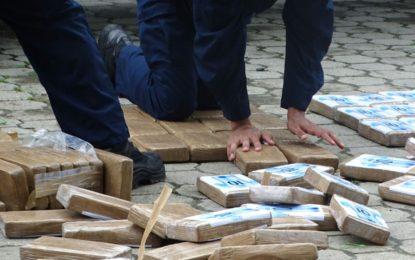 Más de 11 Toneladas de cocaína han sido incautadas en el pacífico Sur en lo que va de 2017
