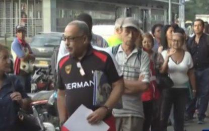 Más de 300 personas a la espera de una autorización en EPS S.O.S Cali