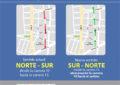 Cambia de sentido vial la calle Séptima desde éste domingo 23 de julio